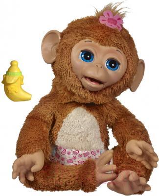 Интерактивная игрушка Hasbro FurReal Friends Смешливая обезьянка (A1650) - общий вид