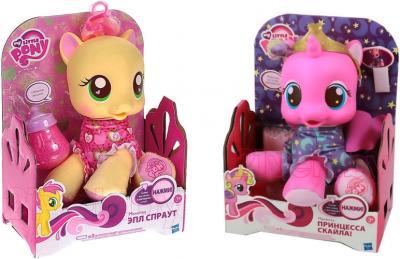 Интерактивная игрушка Hasbro My Little Pony Малыши Эпл Спраут и Скайла (27858) - игрушка по виду не маркируется