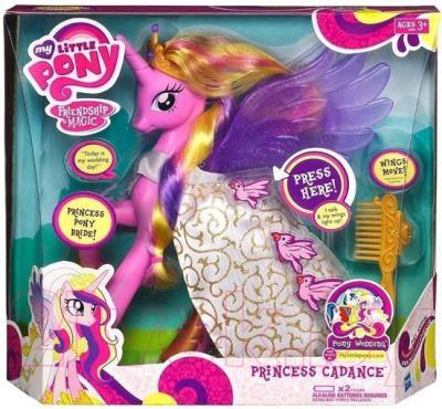 Интерактивная игрушка Hasbro My Little Pony Принцесса Каденс (98969) - упаковка