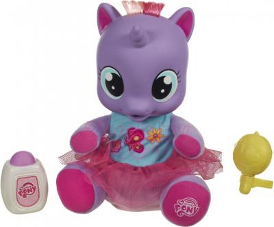 Интерактивная игрушка Hasbro My Little Pony Озорная малышка Лили (A3826) - общий вид