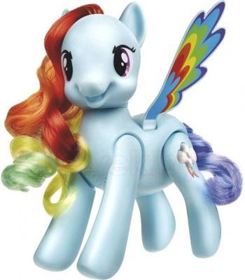 Интерактивная игрушка Hasbro My Little Pony Проворная Рейнбоу Дэш (A5905) - общий вид