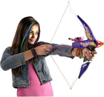 Лук Hasbro NERF Rebelle Разбитое сердце (A6130) - девочка с луком