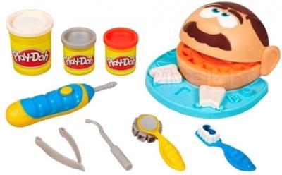 Игровой набор Hasbro Play-Doh Доктор Зубастик (37366) - общий вид