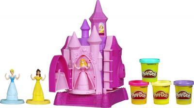 Игровой набор Hasbro Play-Doh Замок Принцессы (38133) - общий вид