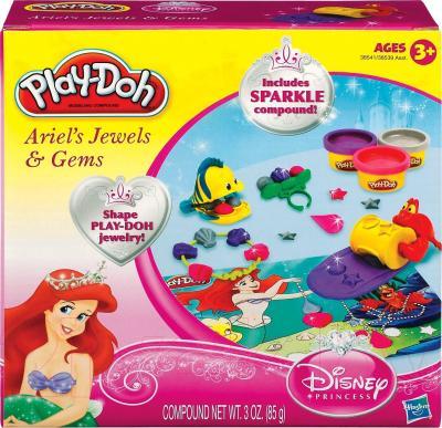 Игровой набор Hasbro Play-Doh Замок Принцессы (38133) - упаковка
