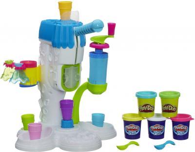 Игровой набор Hasbro Play-Doh Страна мороженого (A2104) - общий вид