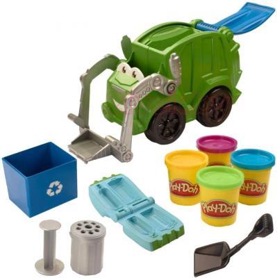 Игровой набор Hasbro Play-Doh Дружелюбный Руди (A3672) - общий вид