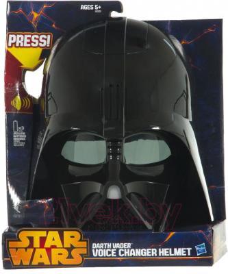 Игровой набор Hasbro Star Wars Шлем Дарта Вейдера (A3231) - упаковка