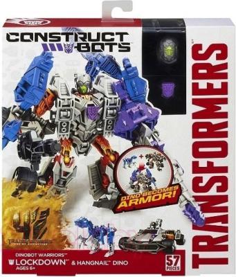 Робот-трансформер Hasbro Констракт-Боты: Войны (A6149) - упаковка