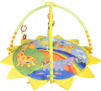 Развивающий коврик Mommy Love Солнечная Африка (KDS1\М) - общий вид