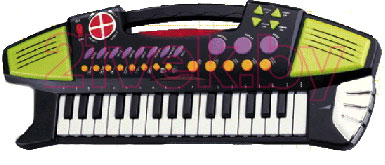 Музыкальная игрушка Pokar Синтезатор Креатив (370) - общий вид