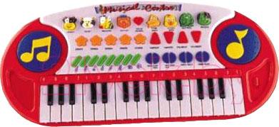 Музыкальная игрушка Pokar Музыкальный центр (375) - общий вид