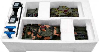 Радиоуправляемая игрушка Dream Makers Танковый бой World of Tanks (RD128A) - в упаковке