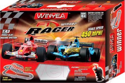 Гоночный трек WINEYA Гонщик F1: Победитель (W16903)