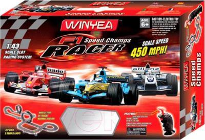 Гоночный трек WINEYA Гонщик F1: Чемпионат скорости (W16908)