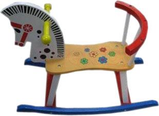 Качалка детская Yiwu Лошадка (KR-4344) - общий вид