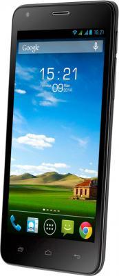 Смартфон Fly IQ456 (Black) - общий вид