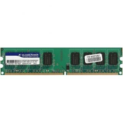 Оперативная память DDR3 Silicon Power 2GB DDR3 PC3-10600 (SP002GBLTU133S02)