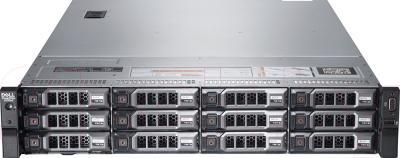 Сервер Dell PowerEdge 272350119/G - общий вид