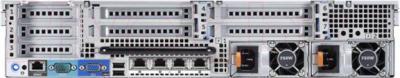 Сервер Dell PowerEdge 272350119/G - вид сзади