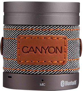 Портативная колонка Canyon CNS-CBTSP1S - общий вид