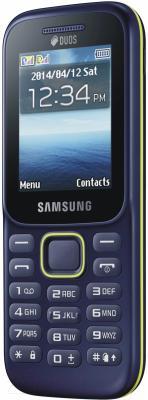 Мобильный телефон Samsung Guru Music 2 / B310E (синий)