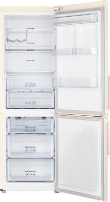 Холодильник с морозильником Samsung RB30FEJMDEF/RS - внутренний вид