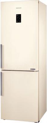 Холодильник с морозильником Samsung RB30FEJMDEF/RS - общий вид