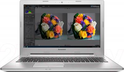 Ноутбук Lenovo Z50-70 (59421890) - фронтальный вид
