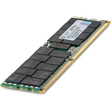 Оперативная память DDR3 HP 4GB DDR3 PC3-10600 (647893-B21) - общий вид