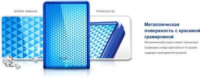 Внешний жесткий диск A-data DashDrive Choice HC630 1TB (AHC630-1TU3-CBL) - дизайн