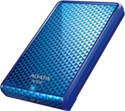Внешний жесткий диск A-data DashDrive Choice HC630 1TB (AHC630-1TU3-CBL) - общий вид