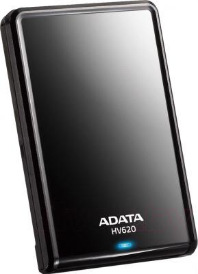 Внешний жесткий диск A-data DashDrive HV620 1TB (AHV620-1TU3-CBK) - общий вид
