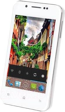 Смартфон Keneksi Libra 2 (белый) - общий вид