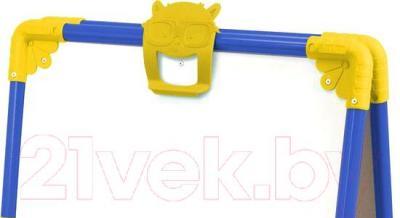 Мольберт детский двусторонний Ника Растущий M2 (Синий)