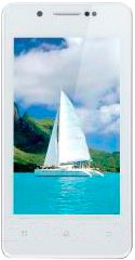 Смартфон Keneksi Smart (White) - вид спереди