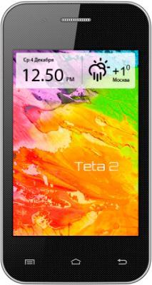 Смартфон Keneksi Teta 2 (Black) - вид спереди
