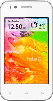 Смартфон Keneksi Teta 2 (White) - вид спереди