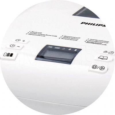 Хлебопечка Philips HD9016/30 - панель управления