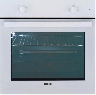 Газовый духовой шкаф Beko OIG24101W - общий вид
