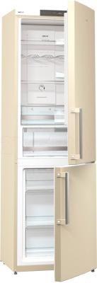 Холодильник с морозильником Gorenje NRK6192JC - общий вид