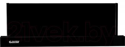 Вытяжка телескопическая Exiteq RETRACTA 502 (черное стекло)