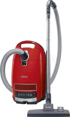 Пылесос Miele S 8310 (Mango red) - общий вид