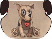 Автокресло Lorelli Teddy (Beige&Brown Dog Toy) -