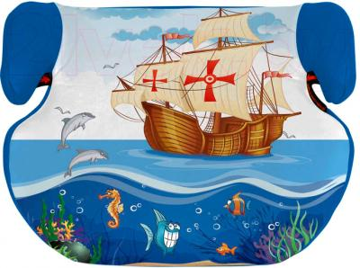 Бустер Lorelli Teddy Blue Ship (10070751466) - общий вид