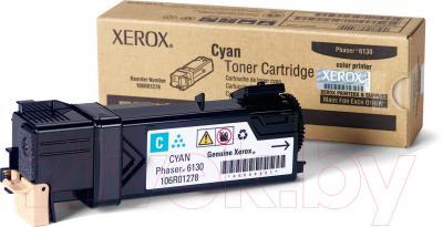 Тонер-картридж Xerox 106R01601