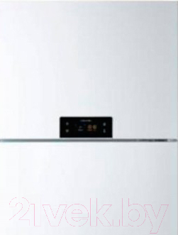 Холодильник с морозильником Daewoo FN-T650NPW