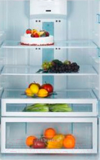 Холодильник с морозильником Daewoo FN-T650NPB