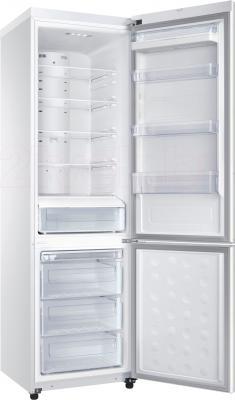 Холодильник с морозильником Samsung RL50RUBSW1/BWT - внутренний вид
