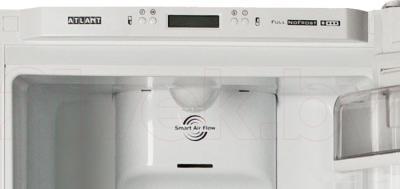Холодильник с морозильником ATLANT ХМ 4424-000 N - элементы управления
